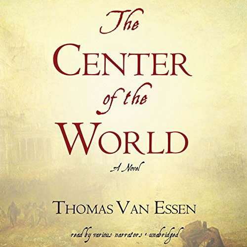 The Center of the World audiobook cover art