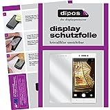 dipos I 6X Schutzfolie klar kompatibel mit Oppo Neo 7 Folie Bildschirmschutzfolie