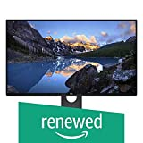 Dell U Series 27-Inch Screen LED-lit Monitor (U2718Q) (Renewed)