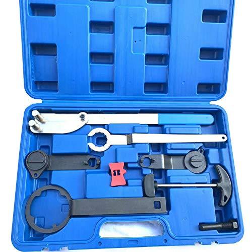 Jintaihua Motor Einstellwerkzeug Zahnriemen mit Box für EA211 Benzin Motoren 1.0 1.2 1.4 TFSI Kompatibel mit Audi, und Viele andere Marken
