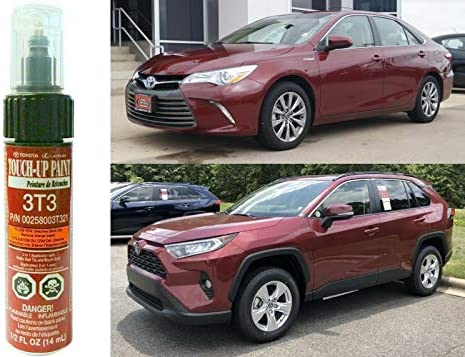 TOYOTA Genuine 00258 003T3 21 Ruby Flare Pearl Touch Up Paint Pen 44 fl oz 13 ml product image