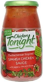 Chicken Tonight Spanish Chicken Sauce 500g