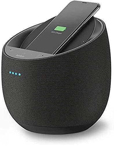 Belkin Enceinte Hi-Fi connectée + Chargeur à...