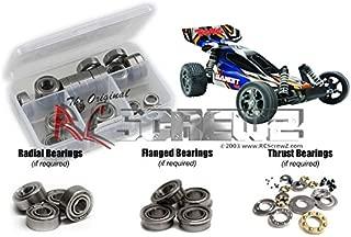 RC Screwz Metal Shielded Bearing Kit for Traxxas Bandit VXL TSM Ed. #tra064b