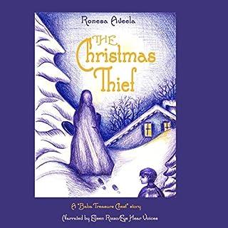 The Christmas Thief audiobook cover art