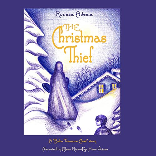 The Christmas Thief cover art