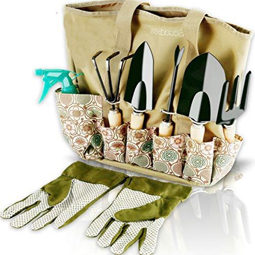 Scuddles Gardening Tools Set - 8...