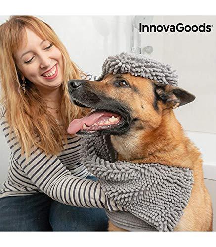 InnovaGoods Ultra absorberende handdoek voor huisdieren