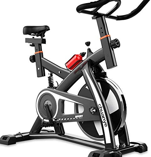 Bicicleta estática ciclismo para interiores, máquinas ejercicio Studio Cycles Cardio Workout Bicicleta…