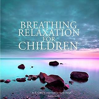 Breathing relaxation for children cover art