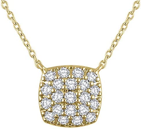 10K Gold Seattle Mall White Yellow or Rose 1 5 ☆ very popular 6 C G-H Carat Color SI2-I1