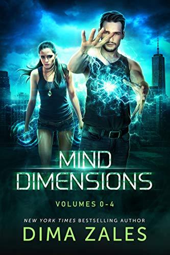 Mind Dimensions Omnibus: Volumes 0-4 (English Edition)