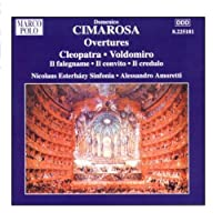 Cimarosa: Overtures by Alessandro Amoretti
