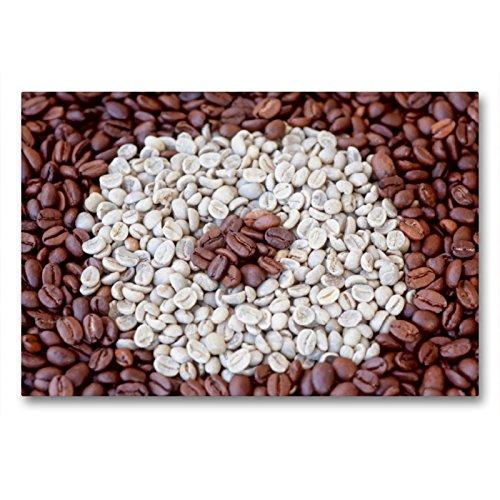 CALVENDO Premium Textil-Leinwand 90 x 60 cm Quer-Format Kaffee (CH-Version), Leinwanddruck von Anette Jäger