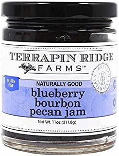 Terrapin Ridge Farms - Blueberry Bourbon Pecan Jam, 11 oz