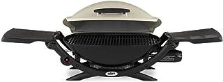 Weber Q (Q2000) LPG BBQ - Titanium