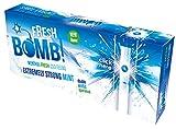 Tubos para rellenar cigarrillos con filtro de cápsulas aromáticas Fresh Bomb Arctic Strong Mint Click (5 Cajas, 500 Unidades)