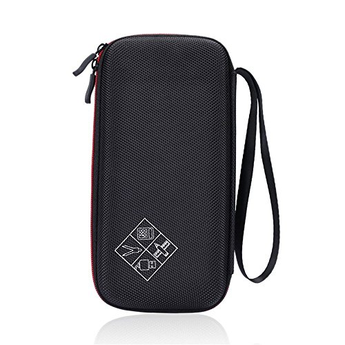 Esimen Travel Case for Texas Instruments TI-84 / Plus CE Portable Hard Carry Case Travel Bag -Extra Room for Pen and Accessor