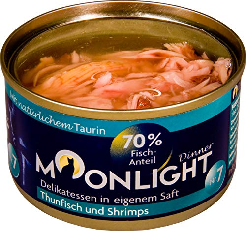 Moonlight-Dinner 24x Nr.:7 Thunfisch und Shrimps