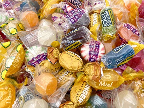 Hostess Hard Candy Variety Mix Brach's, JOLLY RANCHERS, Starlights, Arcor Honey, Bulk 3lbs