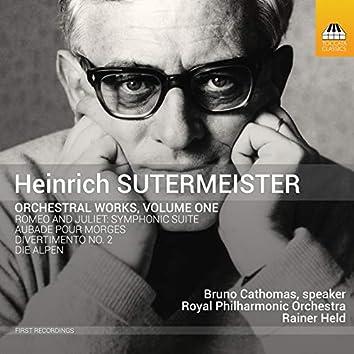 Sutermeister: Orchestral Works, Vol. 1
