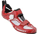 SPECIALIZED 2013 S-Works Trivent White/Red-Size 45.5