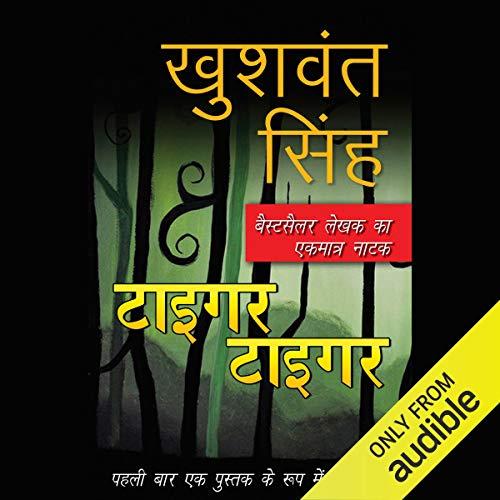 Tiger Tiger (Hindi Edition) cover art