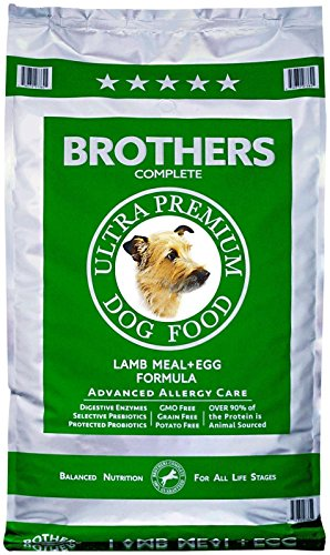 Brothers Complete Lamb Meal And Egg Advanced...