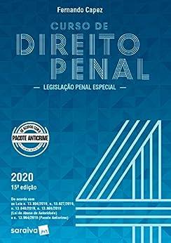 Curso de Direito Penal - Legislação Penal Especial - v. 4