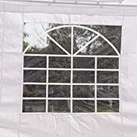 Outsunny 6.8x5M Large Octagonal Party Tent Gazebo Heavy Duty Wedding Marquee Tent Garden Pagoda Tent New 13