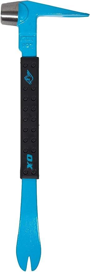 14 opinioni per Ox OX-P083010Leva con estremità ad artiglio, professionale, multicolore,