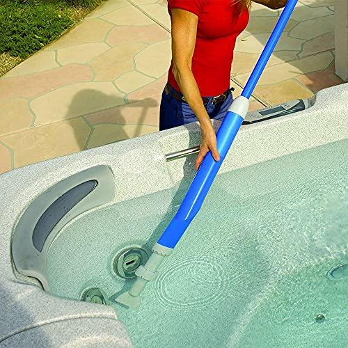 GAME 4855 Manual Pool and Spa Pump Action Vacuum
