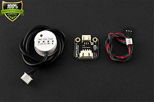 Non-Contact Digital Water / Liquid Level Sensor For Arduino Non-Contact Detection Of The Level Of Liquid Level In A Closed Vessel Whether There Is Liquid In The Detection Of Inductive Capacitance