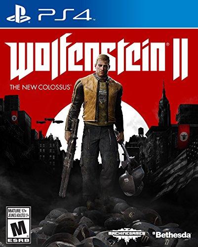 Wolfenstein 2: The New Colossus- PlayStation 4 - Standard Edition