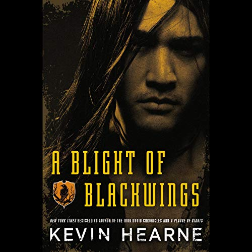 A Blight of Blackwings cover art