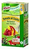 Knorr Collezione Italiana Tomato al Gusto Kräuter, 1er Pack (1 x 1 kg)