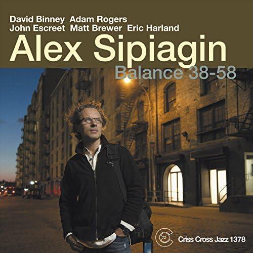 Alex Sipiagin feat. David Binney, Adam Rogers, John Escreet, Matt Brewer & Eric Harland