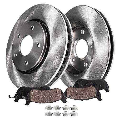 02 ford escape rotors - 7