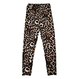 Zoom IMG-2 zycshang cappotto leggings donna leopardati
