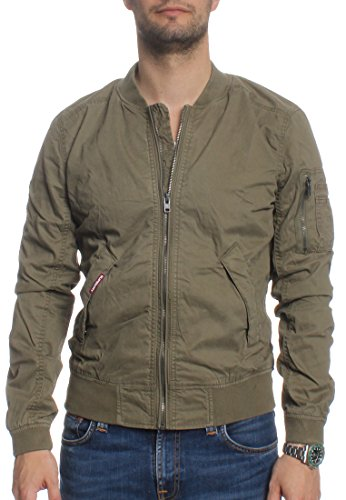 Superdry jas Men Rookie Duty Bomber Deepest Army