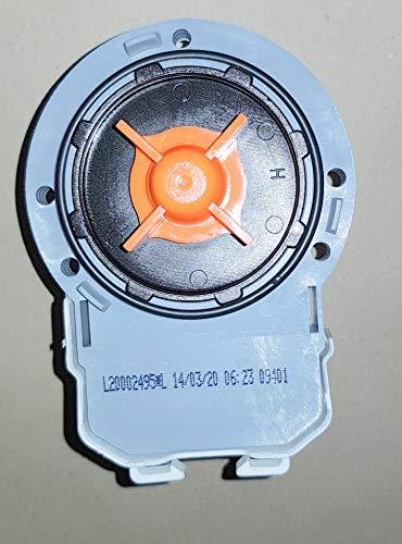 Motor Pump/Ablaufpumpe Motor Waschmaschine für Samsung WW80J6400CW/EG