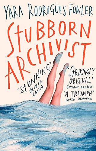 Stubborn Archivist: Shortlisted for the Sunday Times Young Writer of the Year Award