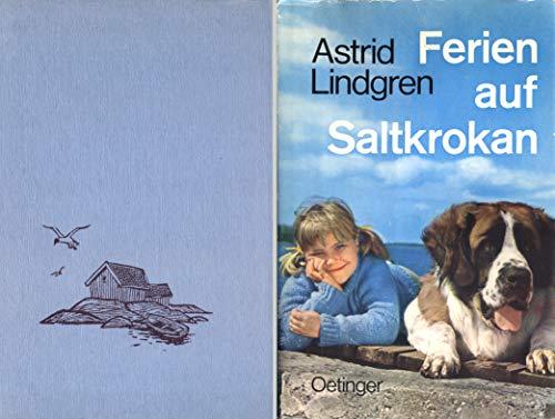 Ferien auf Saltkrokan - ASTRID LINDGREN - Verlag: Oetinger