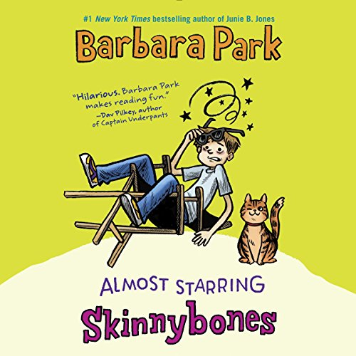 Almost Starring Skinnybones cover art