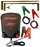 ShockRite Electric Fence Energiser SRB120 1.2 Joule 12 Volt, Earth Stake & Cables 3 Year Warranty