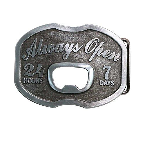 beer belt buckle - 3
