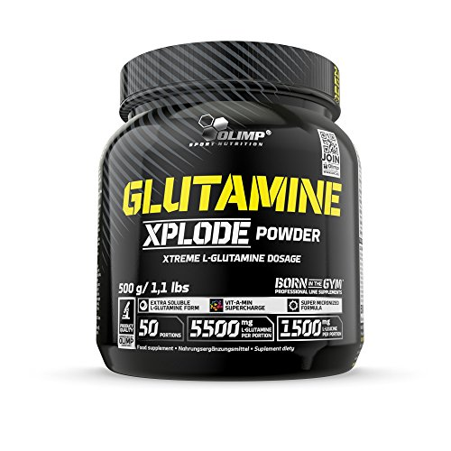 Olimp poeder L-glutamine Explode Powder 500g