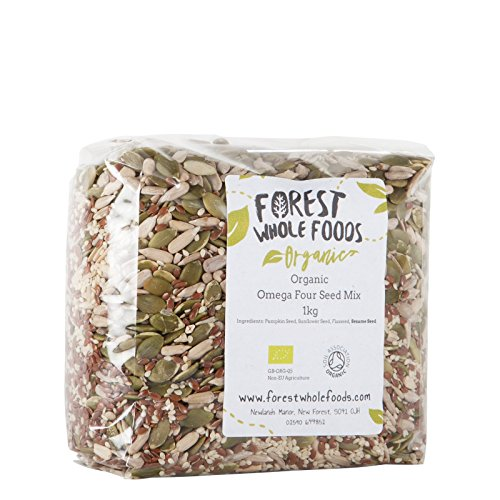 Forest Whole Foods Organic Four Seed Mix (1kg)