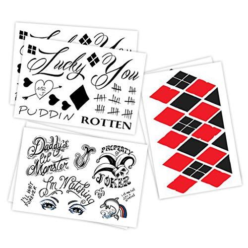51VccAyvjWL Harley Quinn Tattoos