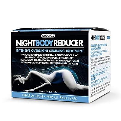 ARDARAZ. Anti-cellulite fat burning cream. Intensive Night Abdominal Fat Reducer. Triple action. 200 ml.